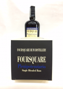 Rum Foursquare Plenipotenziario - Foursquare Rum Distillery - Barbados