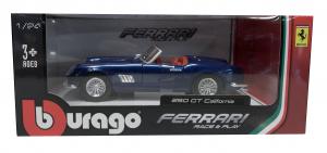 Ferrari 250GT California Blu 1/24