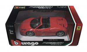 Ferrari 458 Spider 1/24