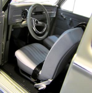 Volkswagen VW Beetle Herbie 1962 45th Anniversary 1/18