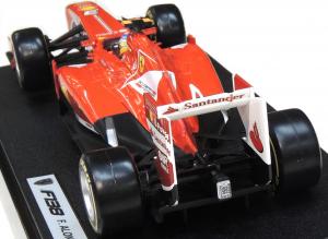 Ferrari F1 F138 Fernando Alonso 2013 1/18