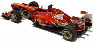 Ferrari F1 F138 2013 Fernando Alonso Chinese Gp Elite 1/18
