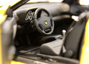 Ferrari F355 Spider Yellow Elite 1/18