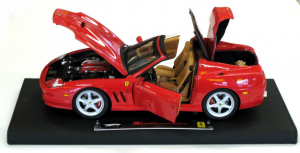 Ferrari Superamerica Red Super Elite 1/18