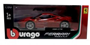 Ferrari 488 GTB 1/24