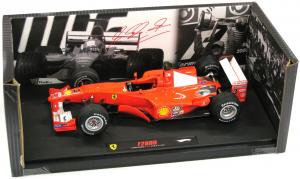 Ferrari F1 2000 Michael Schumacher Japan GP Elite 1/18