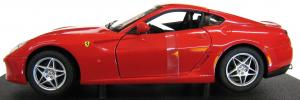 Ferrari 599 GTB Fiorano Red 1/18