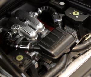 Ferrari 348 TS Black 1/18