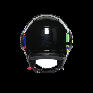 Casco AGV Orbyt SunMoon 46 Black