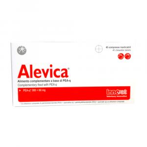 ALEVICA 40 cpr  - per il controllo del dolore nei cani e gatti