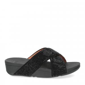 Fitflop Ritzy Slide Sandals black-2
