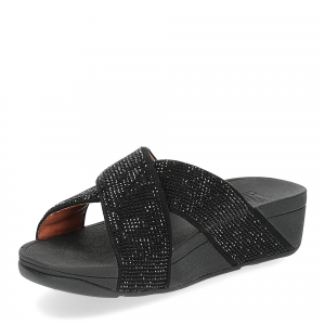 Fitflop Ritzy Slide Sandals black-4