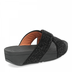 Fitflop Ritzy Slide Sandals black-5