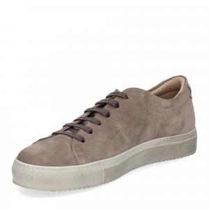 Griffi's sneaker 732 camoscio taupe-4