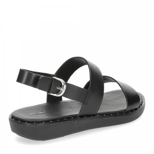 Fitflop back strap sandals Barra black-5