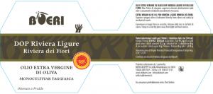 Olio Extra Vergine di Oliva DOP Riviera Ligure-Riviera dei Fiori 0,50 l