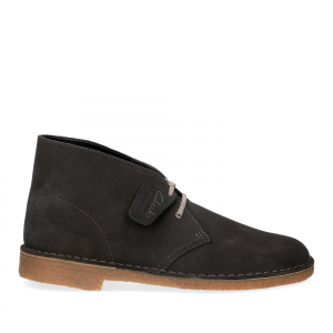 Clarks Original Desert Boot dark grey-2