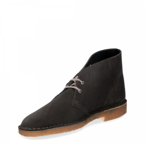 Clarks Original Desert Boot dark grey-4