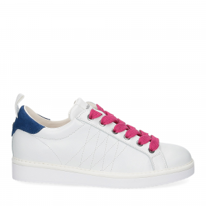 Panchic P01W leather white misterious fuxia-2