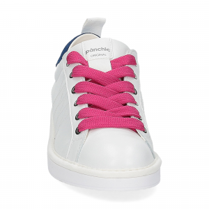 Panchic P01W leather white misterious fuxia-3