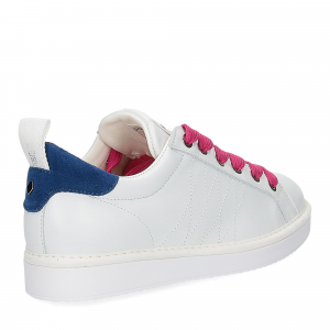 Panchic P01W leather white misterious fuxia-5