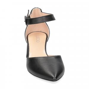Il Laccio sandaliera 1415 pelle nera-2