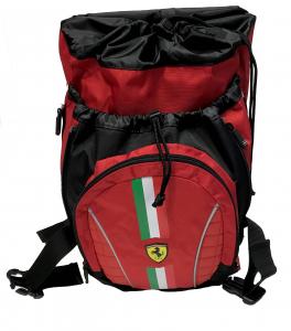 SF Zaino Estensibile Ferrari Kids