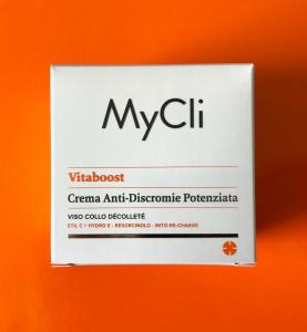 Vitaboost Crema Anti-Discromie Potenziata 50 ml - VISO COLLODÉCOLLETÉ