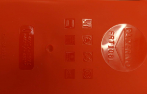 Stampo per plumcake in silicone cm24x10