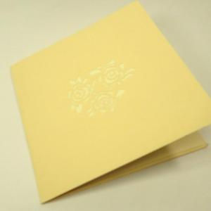 Biglietto augurale albero della vita Origamo