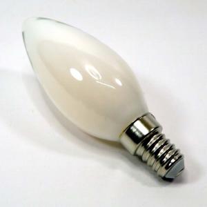 Lampada oliva led e14 2w bianca