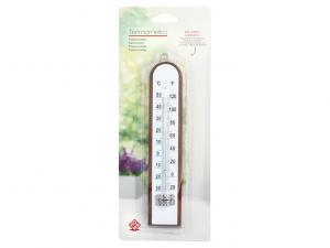 Termometro in legno per ambienti