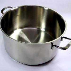 Casseruola in acciaio Elodie induzione 26cm