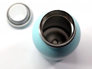 Bottiglia termica azzurra 450ml