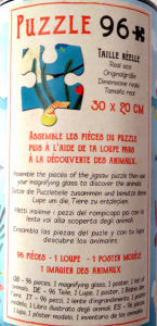 Puzzle L'oceano di Moulin Roty