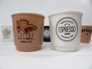 Bicchiere caffè Nbc