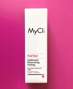 Prof Peel Peeling di Rinnovamento Epidermico 50 ml USO PROFESSIONALE - VISO COLLODÉCOLLETÉ