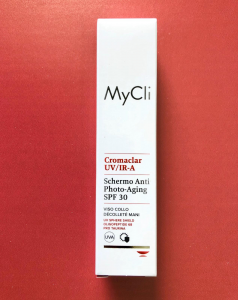 Cromaclar UV/IR-A Schermo Anti Photo-Aging SPF 30 50 ml - VISO COLLO DÉCOLLETÉ​​​​​​​ MANI
