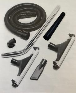 Kit tubo flessibile e Accessori completo WIRBEL kit diametro 50 tubo aspirapolvere e aspiraliquidi per mod: T 22, T 54, T 55, K 855