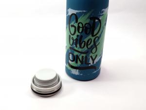 Bottiglia termica decorata 450ml