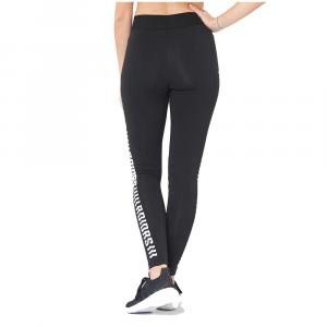 Adidas Leggings Logo Black da Donna
