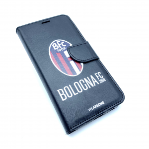 Bologna Fc COVER IN PELLE BLACK