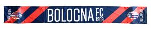 Bologna Fc SCIARPA ZIPPER NERA