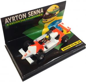 Ralt Toyota RT3 Ayrton Senna Winner Macao GP 1983 1/43
