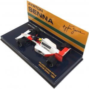 McLaren Honda MP4/5 Ayrton Senna 1989 1/43
