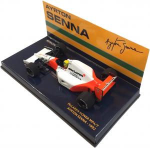 McLaren Honda MP4/7 Ayrton Senna 1992 1/43