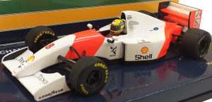 McLaren Ford MP4/8 Ayrton Senna 1993 1/43