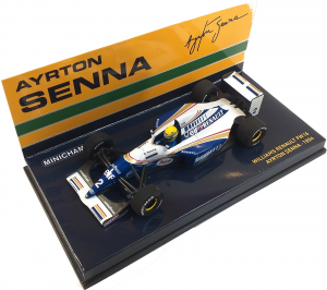 Williams Renault FW16 Ayrton Senna 1994 1/43