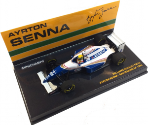 Williams Renault FW16 Ayrton Senna San Marino GP 1994 1/43