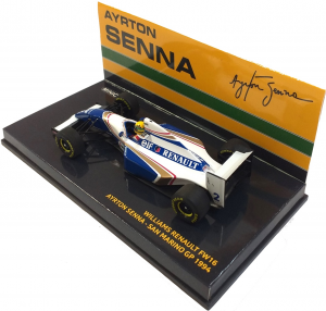 Williams Renault FW16 Ayrton Senna San Marino GP 1994 1/43